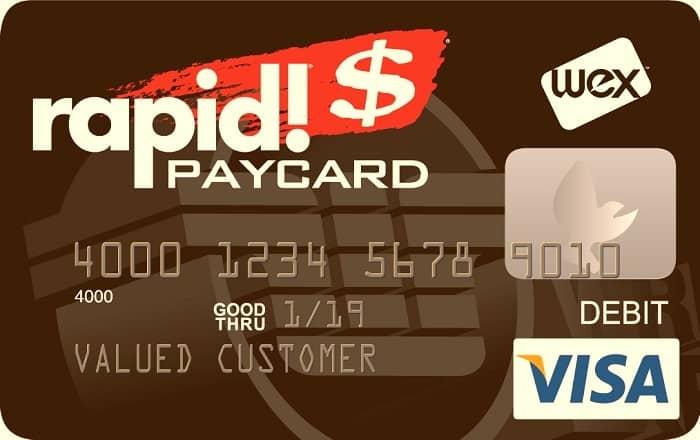 RapidFS-card